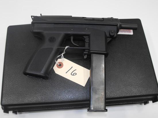 (R) Intratee AB-10 9MM Pistol