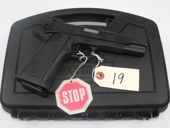 (R) Rock Island M1911 A2 FS Tact II 10MM Pistol