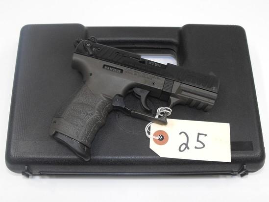 (R) Walther P22 22 LR Pistol