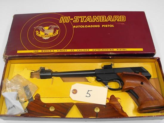 (R) Hi Standard 102 Supermatic Citation 22 Pistol
