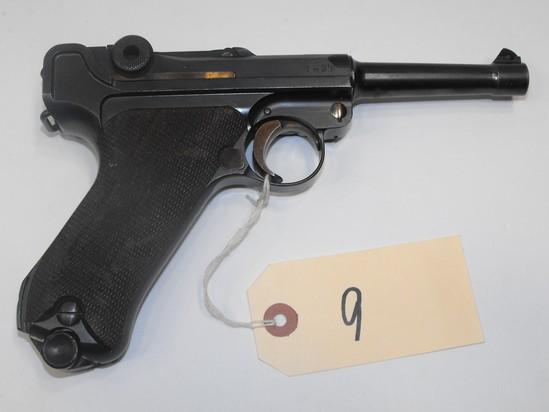(CR) DWM 1915 German Luger 9MM Pistol