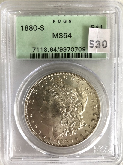 Morgan Dollar,