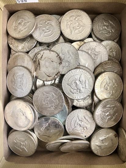 90% Silver Kennedy Halves,