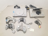 (2) Playstation Game Systems