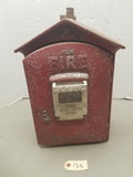 Vintage Gamewell Fire Alarm Box