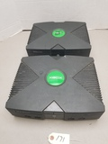 (2) Xbox Gaming Systems