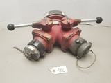 Large Akron Fire Valve