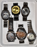 Large Mens watches, as is,
