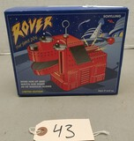 Rover the Space Dog Schylling Wind-Up Toy