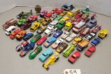 Large Assortment of Hot Wheels & More