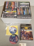 (40) Assorted PS2 Games