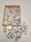 Large Indian Arrowheads Assortment
