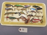 Large Assortment of Vintage Fishing Lures