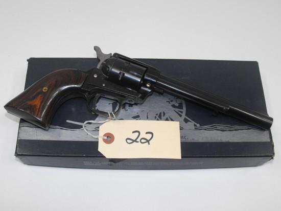 (R) Heritage Rough Rider 22 Combo Revolver