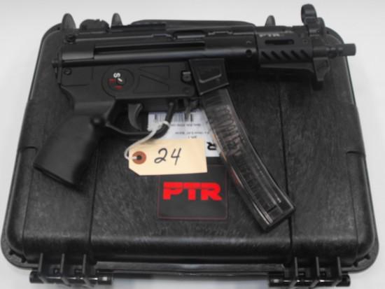 (R) PTR 9KT 9MM Pistol