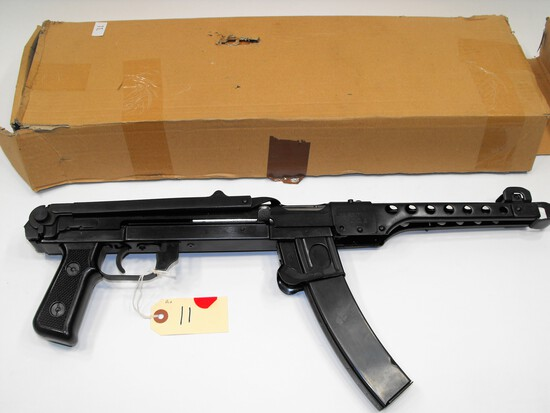 (R) Pioneer Arms PPS43-C 7.62X25 Pistol