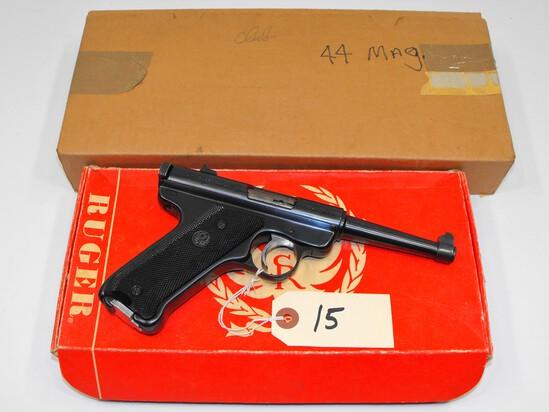 (R) Ruger Standard 22 LR Pistol