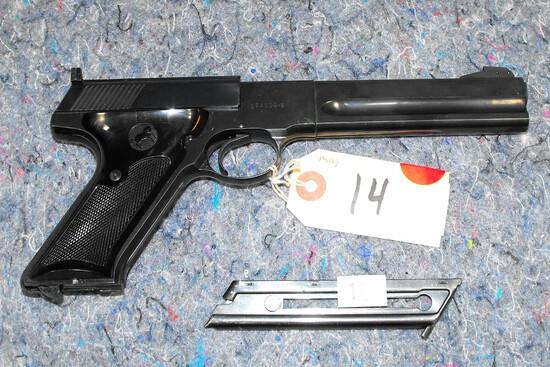 (CR) Colt Match Target 22 LR Pistol
