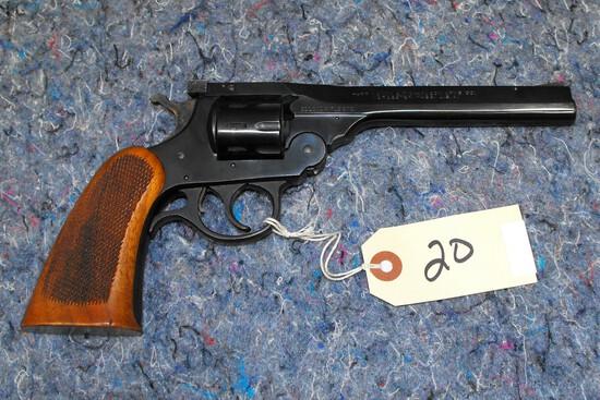 (R) H&R Sportsman 22 LR Revolver