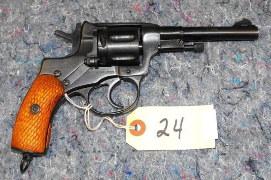 (CR) Russian 1895 7.62X38R Revolver