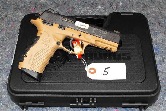 (R) Taurus PT809 9MM Pistol