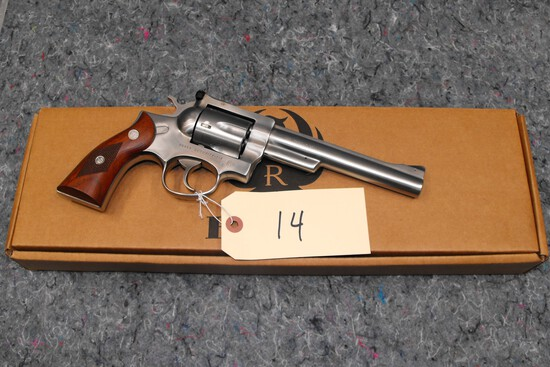 (R) Ruger Security-Six 357 Mag Revolver