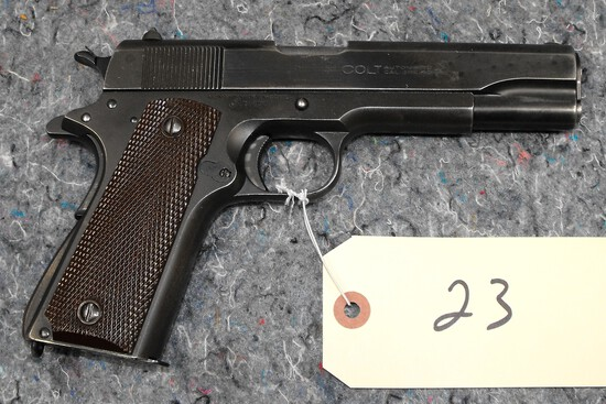 (CR) Colt 1911 A1 Government 45 ACP Pistol