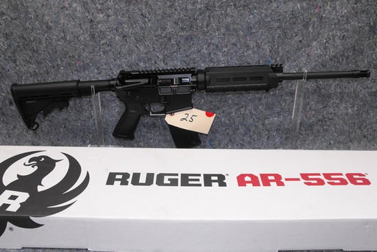 (R) Ruger AR-556 5.56