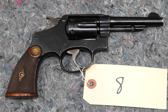 (CR) Smith & Wesson Pre 10 38 SPL Revolver