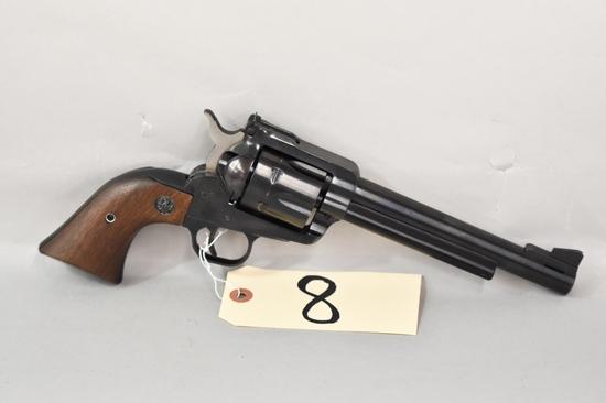 (R) Ruger New Model Blackhawk 9mm Only Revolver