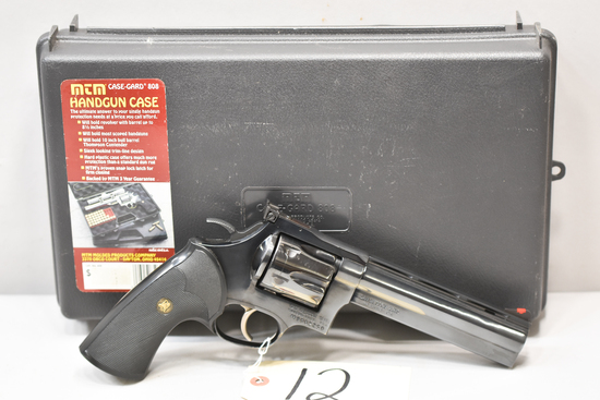 (R) Dan Wesson Model 741 .44 Magnum Revolver