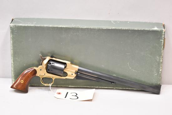 Armi 1858 Remington Buffalo .44 Cal Revolver