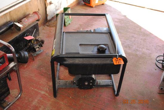 Terrific Homelite Lr4400 8Hp 4400 Watt Generator Heavy Interior Design Ideas Gresisoteloinfo