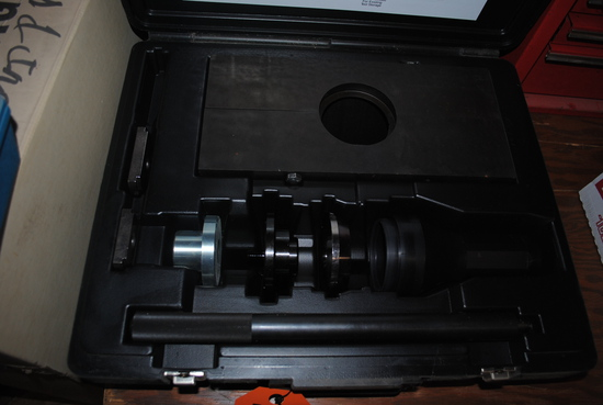Kent Moore Special Tool kit for Dana 60/60HD/70HD storage case & Intermediate Band Apply pin gauge