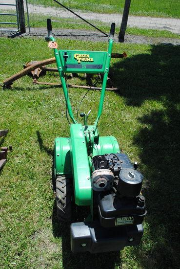 Green Thumb Tiller, 5HP, owner states runs great