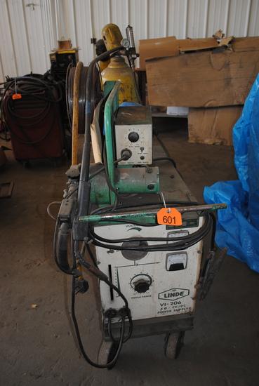 Linde VI-206 Wire Feed Welder