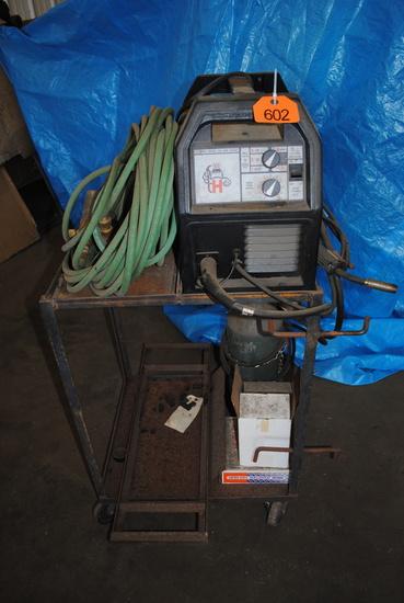 Hobart Handler 120 Wire Feed Welder