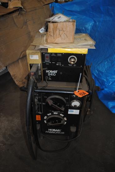 Hobart Fabricator/Hobart 2410 Wire Feed Welder