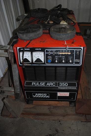 Airco Pulse Arc 350 Arc Welder
