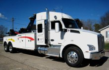2016 Kenworth T880 Sleeper 35 Ton Wrecker