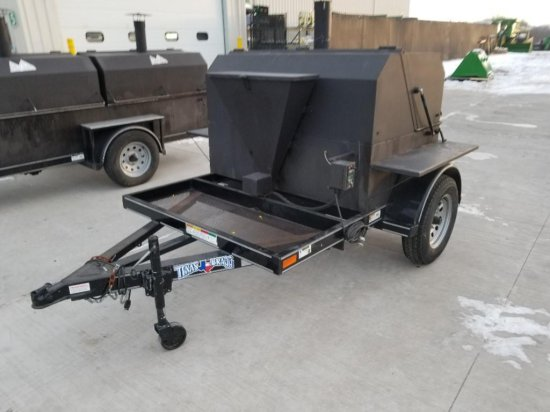 "Green Mountain Grill ""Big Pig"" Trailer Pellet Grill"