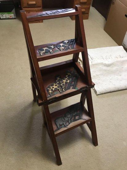 Chair/Stepstool
