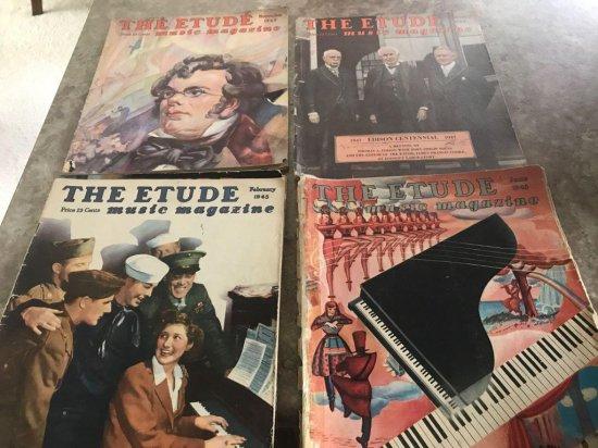1945 magazines