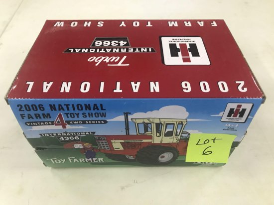 "IH ""4366"" National Farm Toy Show"