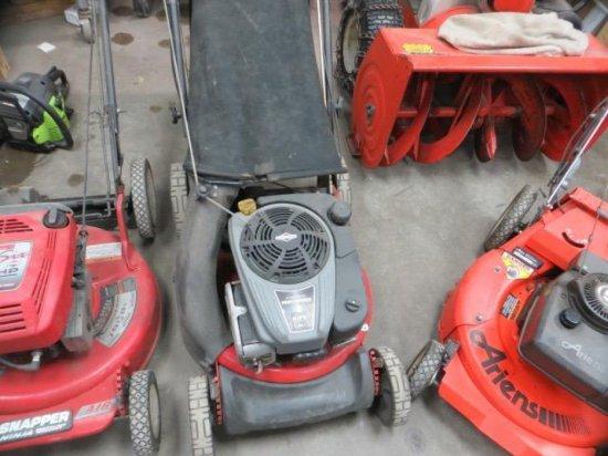 Snapper Self propelled mower