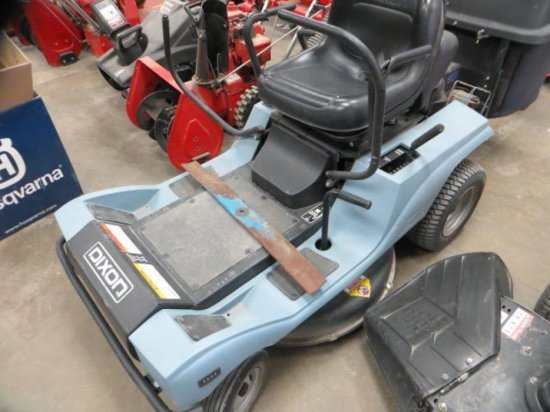 Dixon 3304 ZTR Mower