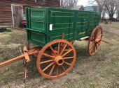 Horse-drawn Farm Equipment and Collectables