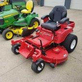Green Grass Lawn Mower Auction-OO