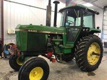 1981 John Deere #4440 D tractor, SN-52630,
