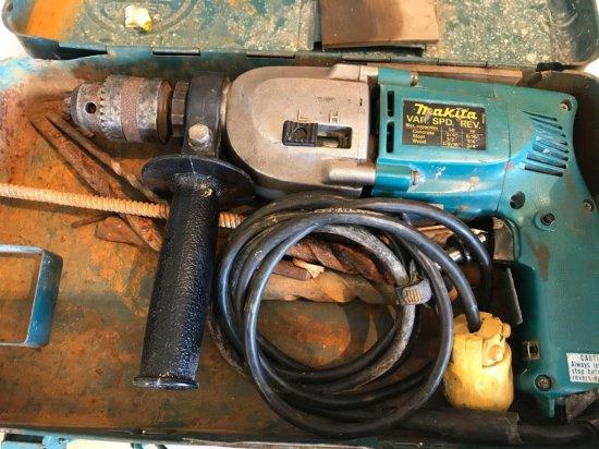 Makita 2- speed-variable speed half-inch electric -heavy duty drill